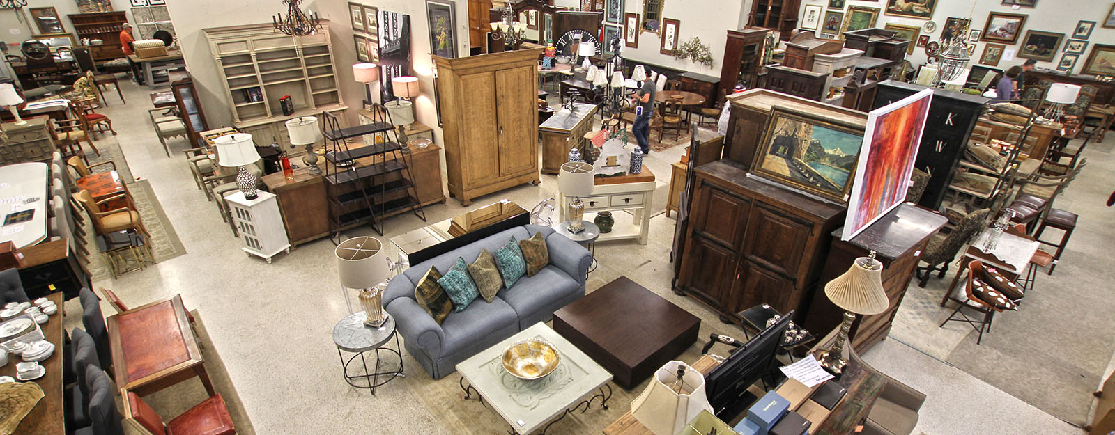 Inventory Renaissance Interiors